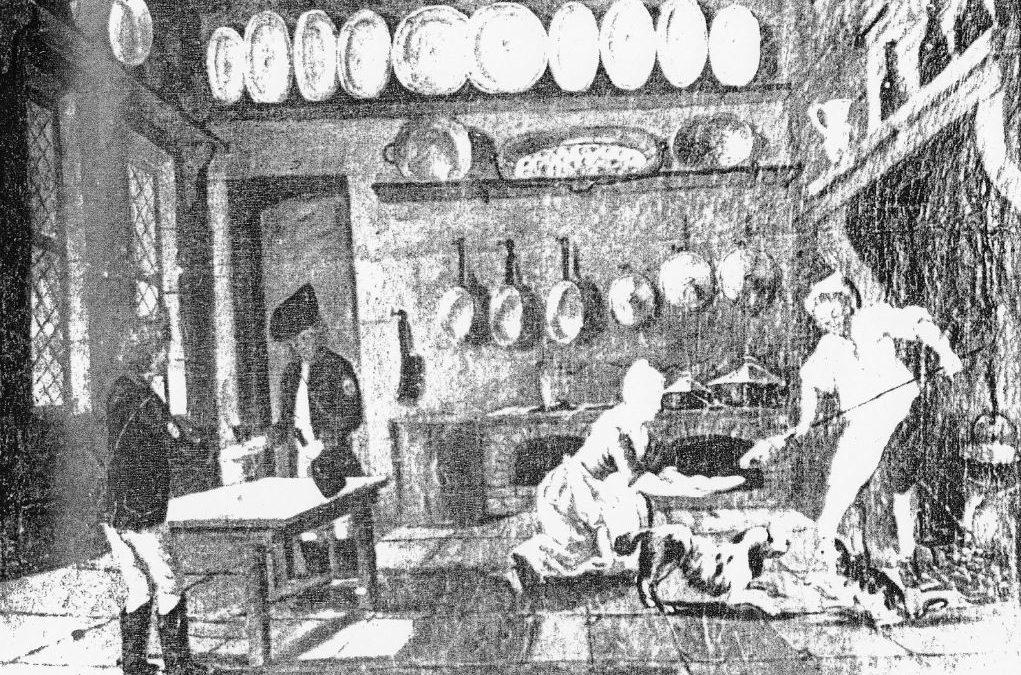 Histoire de maison : l'Auberge du Raisin
