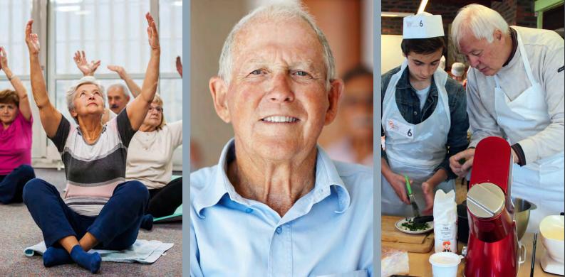 Des ateliers vitalité pour tous proposés par la MSA