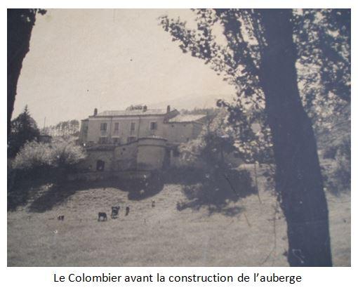 Vallée de Quint, histoire de maisons, aujourd'hui: Le Colombier