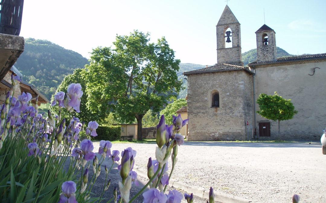 L'église-temple de Ste-Croix, une histoire mouvementée, un patrimoine à préserver