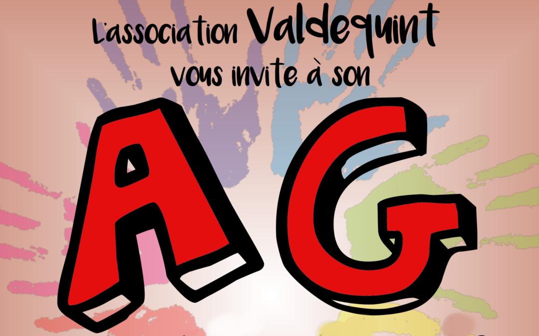 Valdequint vous invite à son Assemblée Géniale !