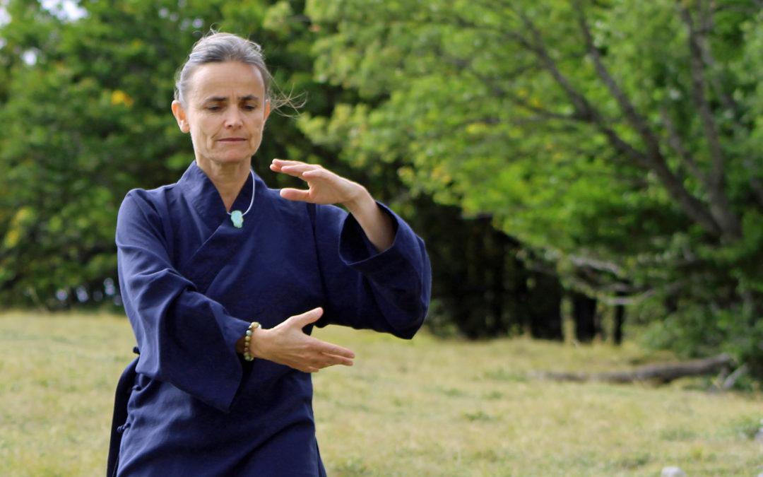 Pratique de Qi Gong à Sainte-Croix