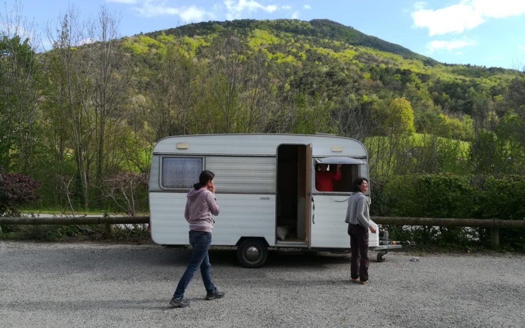 Les chantiers de la caravane