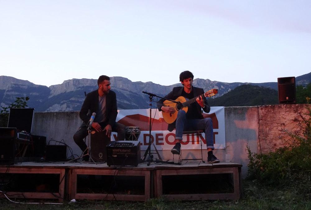 Un voyage musical à l'Epilibre : c'était mercredi 31 juillet.
