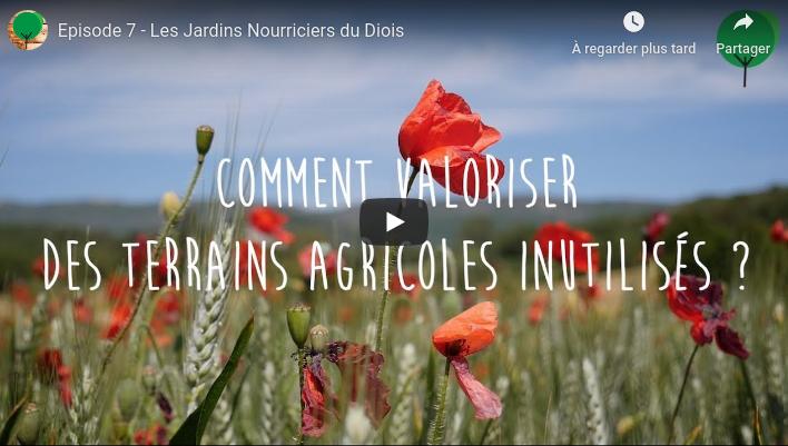 Les Jardins Nourriciers en vidéo!