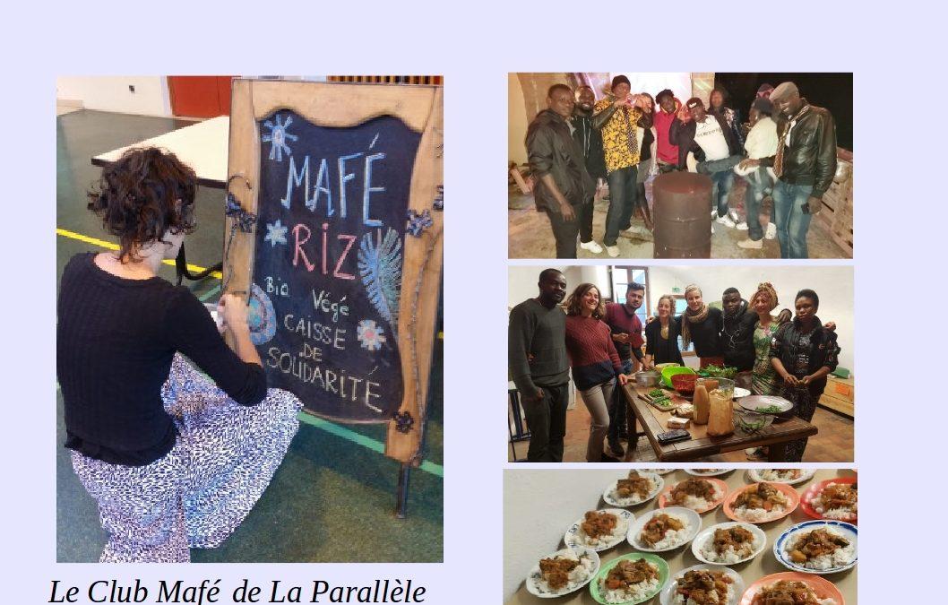Repas africain à Saint Julien en Quint le 1er mars: solidarité avec les exilés!