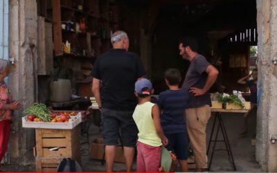 Les jardins de Sainte-Croix en vidéos !