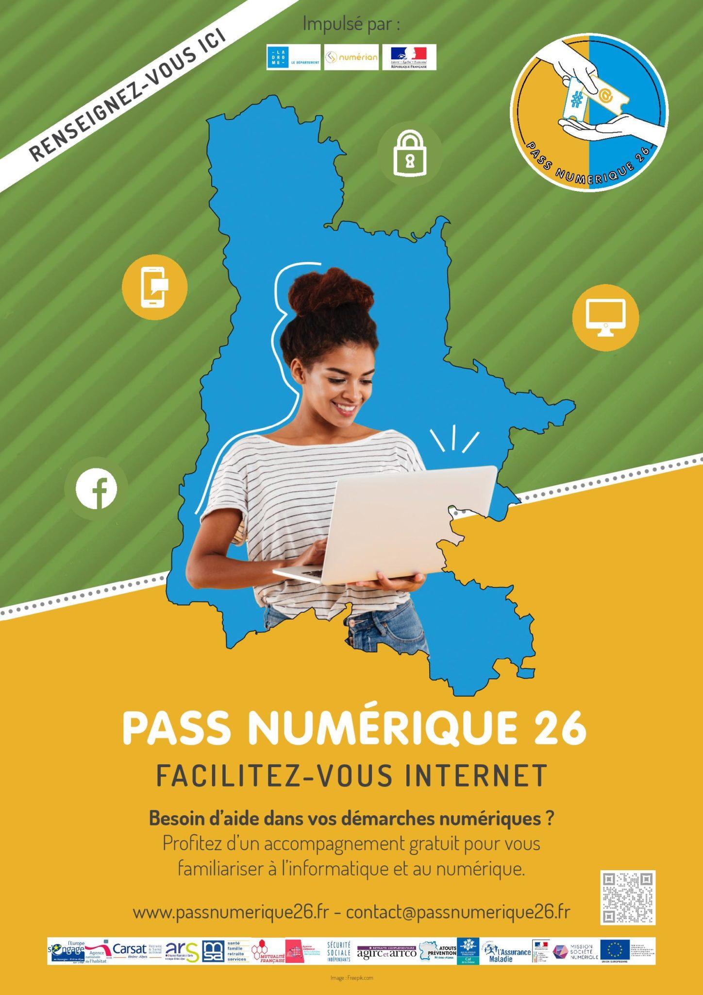"""À la découverte du """"Pass Numérique"""" avec Valdequint!"""