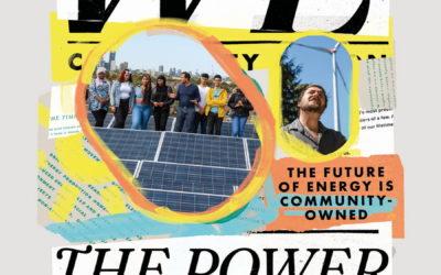 """Projection-discussion du film """"We the power"""" Samedi 23 octobre à 17h"""